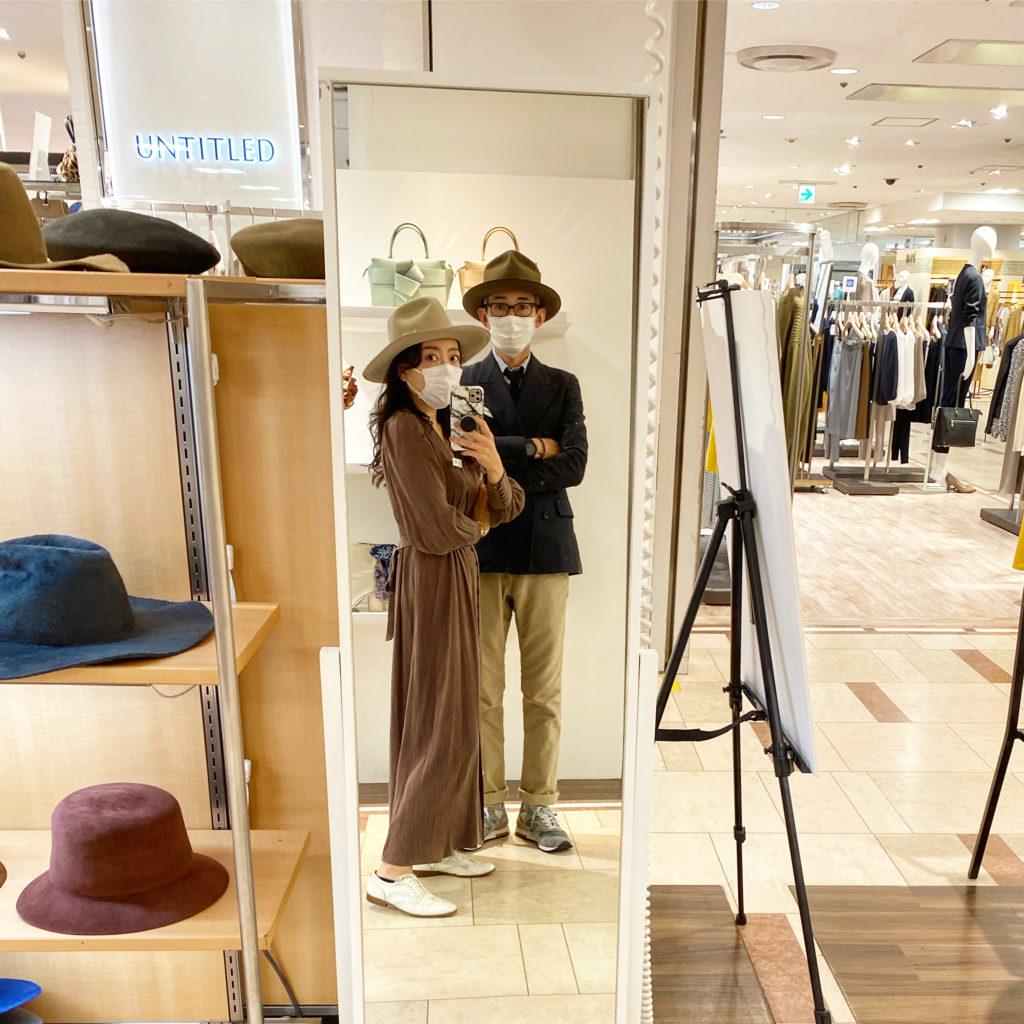 横浜そごうCircle Limited shop 写真
